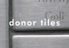 donor tiles